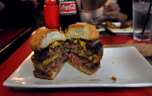 Umami Burger Los Angeles