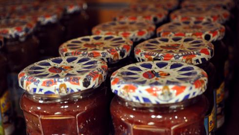 Confitures marocaines