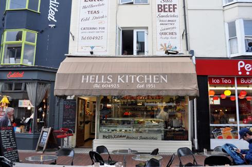 Hells Kitchen Brighton