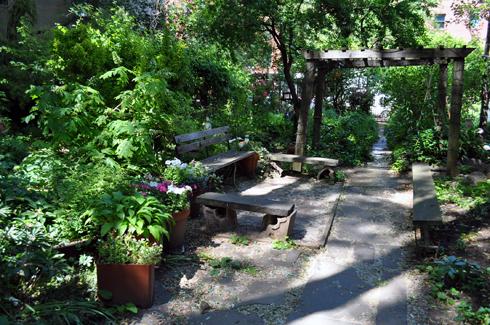 Sixth Street and Avenue B Community Garden