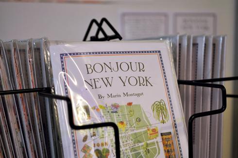 Bonjour New York Martin Montagut