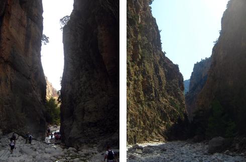 Gorges de Samaria, Crete