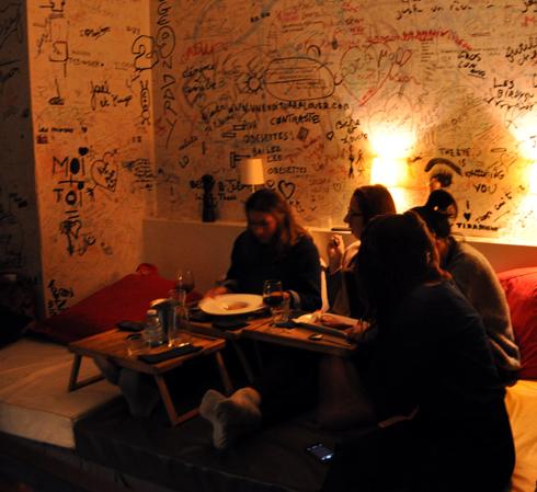 Restaurant Le Cul de Poule