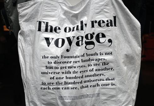 The only real voyage bag