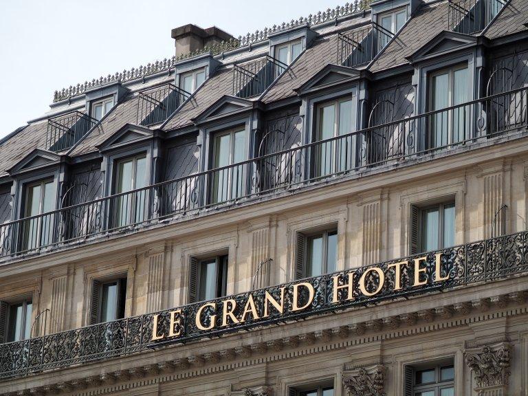 Le Grand Hotel - Test Olympus OM-D E-M10