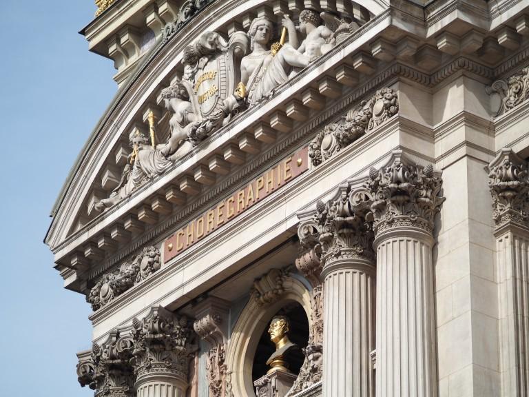 Opéra Garnier - Test Olympus OM-D E-M10