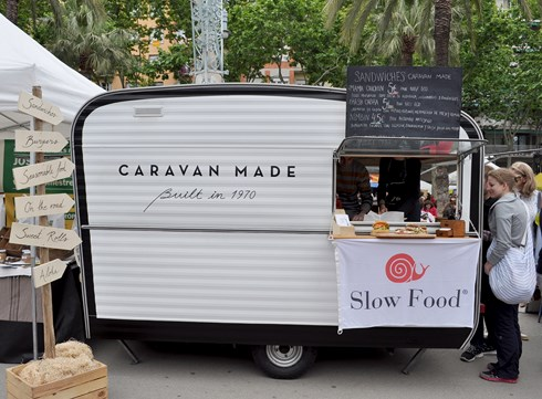 caravan made barcelona