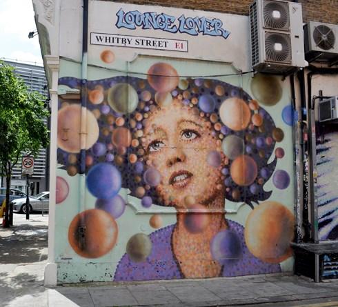 Akajimmyc Street Art