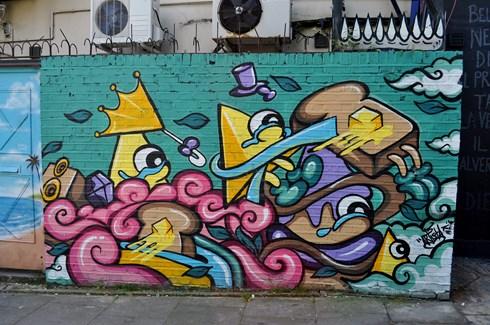 Artista Street Art