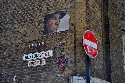 Buxton Street London