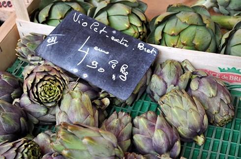 Marché Nice Cours Saleya