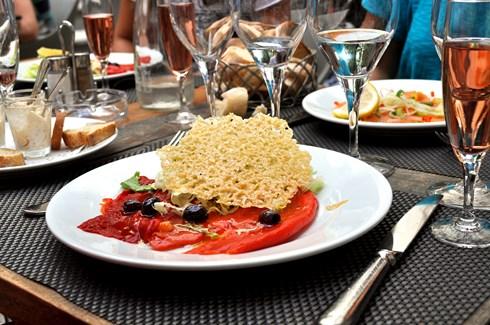 Restaurant Nice La Maison de Marie