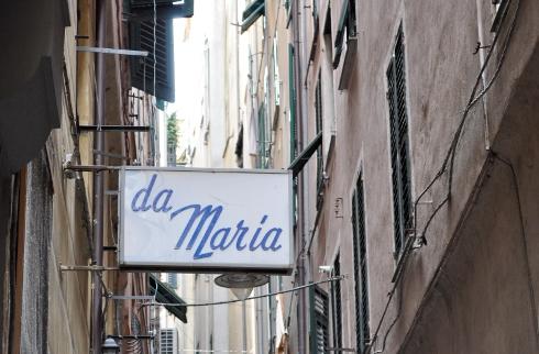 Trattoria Da Maria Genova