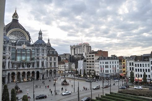 Park Inn Antwerp Hotel Anvers