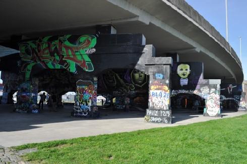 Park Spoor Noord Antwerpen - City Guide Anvers