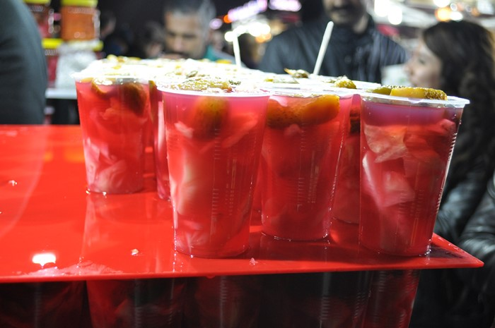 Istanbul City Guide - Street Food