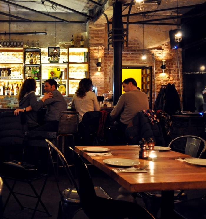 Unter Restaurant Istanbul